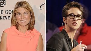 Rachel Maddow on Why Nicolle Wallace is Her Favorite Republican ...