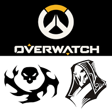 Pitrew Classic Car Styling Overwatch Series Stickers Ow D Va Genji Reaper Creative Auto Cartoon Decal Jdm Waterproof Car Stickers Aliexpress
