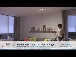 philips myliving spotlight downlights