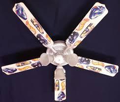 Hot Wheels Ceiling Fan 52 Ceiling Fans Kids Room Decor