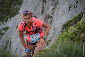 Even Hillary Allen suffers in l' hell - Odlo High Trail Vanoise ...