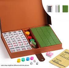 x large tiles mahjong set 144 tiles