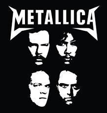 Metallica Faces Vinyl Decal Sticker Texas Die Cuts