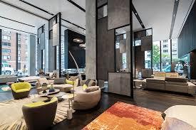 roche bobois opens new showroom in nyc
