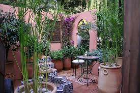 morocco in your own garden eye of the