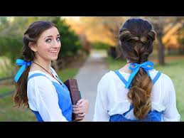 disney hairstyles for your little