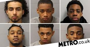 London drill music gang jailed nearly 15 years after one of their ...