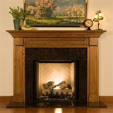 fireplace mantel surround home garden
