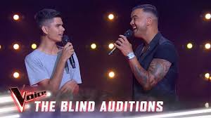 Blind Auditions: Guy and Budjerah sing ...