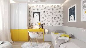 Bedroom Ideas Yellow Kids Rooms To Use Combine Bright Decor Grey Baby Room Gray And Yellow Autoiq Co