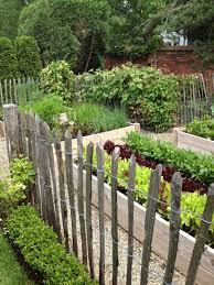 vegetable garden fence ideas homemydesign