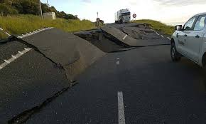New Zealand earthquake – video report ...