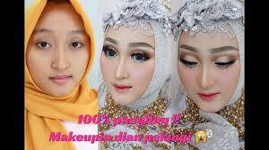 tutorial makeup pengantin msia