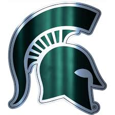 Michigan State Spartans Decal Party City