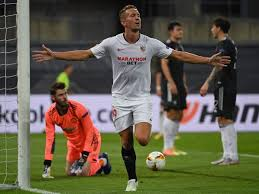 NUFC fans are all saying same thing after Luuk de Jong fired Sevilla into  Europa League final - Chronicle Live