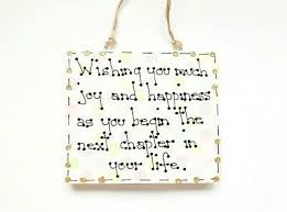 goodbye leaving gift moving on quote wall plaque friends
