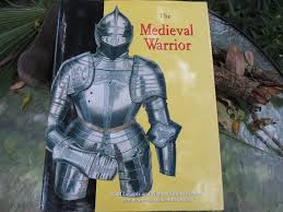 El Guerrero Medieval Hard Cover Illustrated Book Historia Etsy
