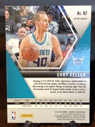 2019-20 Cody Seller Mosaic SSP ULTRA RARE GENESIS Charlotte Hornets Indiana  Mint | eBay