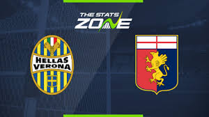 2019-20 Serie A – Hellas Verona vs Genoa Preview & Prediction ...