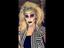 beetlejuice makeup beauty