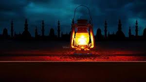 خلفيات متحركة فانوس رمضان والليل خلفيات عالية الدقة
