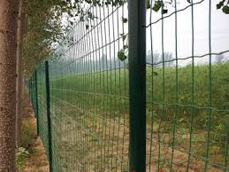 1 5x30m Pvc Coated Wire Netting Fence