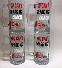 wine gl cheer gifts cheer coach