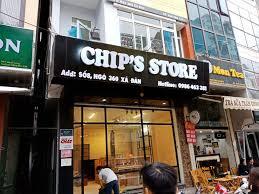 Biển quảng cáo cửa hàng ở Đống Đa-quảng cáo Xuân Minh