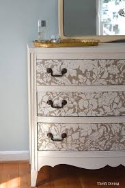 how to paint a dresser in 10 easy steps