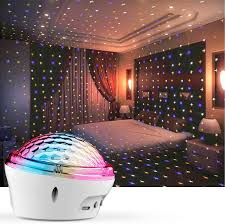 Amazon Com Christmas Star Light Projector Star Projector Night Light For Kids Room Decor Led Christmas Star Projector Light Indoor Outdoor Holiday Party Lamp With 4 Star Light Modes And Timer Setting Home