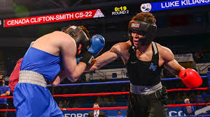 Cenada Clifton-Smith - Boxing - Air Force Academy Athletics