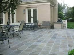 lovable backyard flooring ideas patio