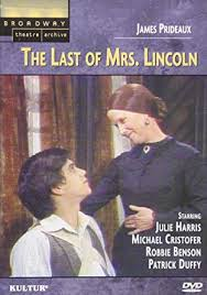 The Last of Mrs. Lincoln [USA] [DVD]: Amazon.es: Priscilla Morrill, Kate  Wilkinson, Ford Rainey, Denver Pyle, Billy Simpson (II), Macon McCalman,  Michael Cristofer, Robby Benson, John Furlong, Linda Kelsey, Patrick Duffy,  Royce