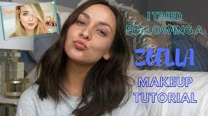 hair and makeup tutorials zoella