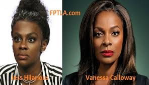 Jess Hilarious look like actress Vanessa Bell Calloway - Famous People That  Look Alike