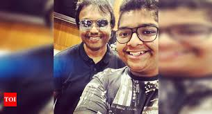 imman introduces shivam mahadevan in