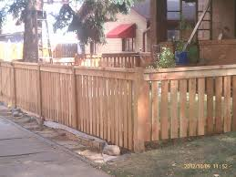 Fence Styles For Front Yard Front Yard 4 Foot High Fence Denver Backyard Fences Fence Design Fence Styles