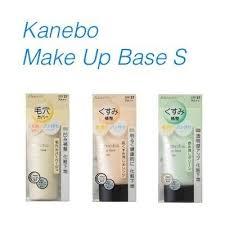 an kanebo a makeup base