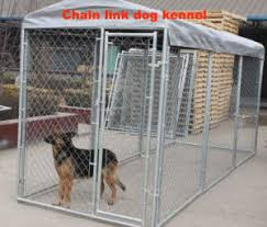 China Galvanized Pvc Coated Chain Link Fence Dog Kennel China Diamond Wire Mesh Chain Link Fencing