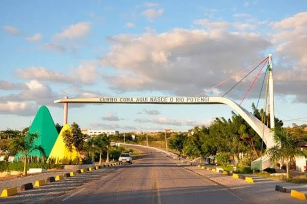 Resultado de imagem para fotos da cidade de cerro cora rn