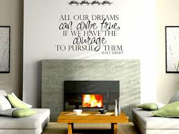 Dream Until Your Dreams Come True Wall Famous Pvc Sticker Decal Quote Art For Sale Online Ebay