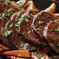 how to cook pot roast on holland grill