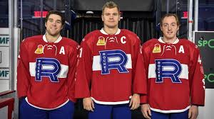 Byron Froese becomes the first captain in Laval Rocket history