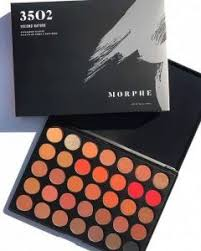 morphe 35o2 second nature eyeshadow
