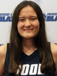Abby Richardson - 2017-18 - Women's Basketball - Hood College