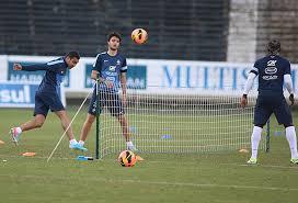 Tennis ballon à Porto Alegre - FFF