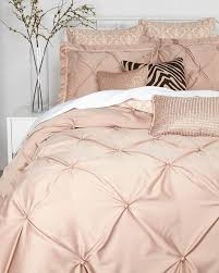 vince camuto rose gold queen comforter