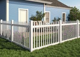 No Dig Permanent 4ft X 6ft Nantucket Fence With Post Anchor Cap Walmart Com Walmart Com