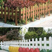 fence panels lawn border edge edging