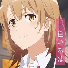キャラクター|TVアニメ「やはり俺の青春ラブコメはまちがっている。完」公式ホームページ|TBSテレビ
